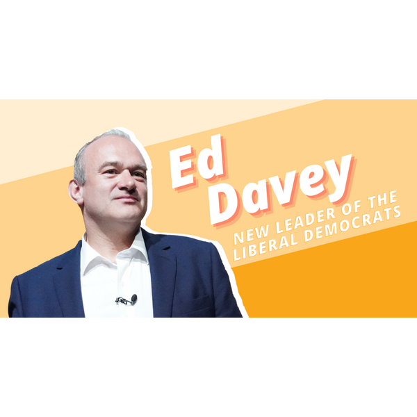 Ed Davey, Leader of Liberal Democrats